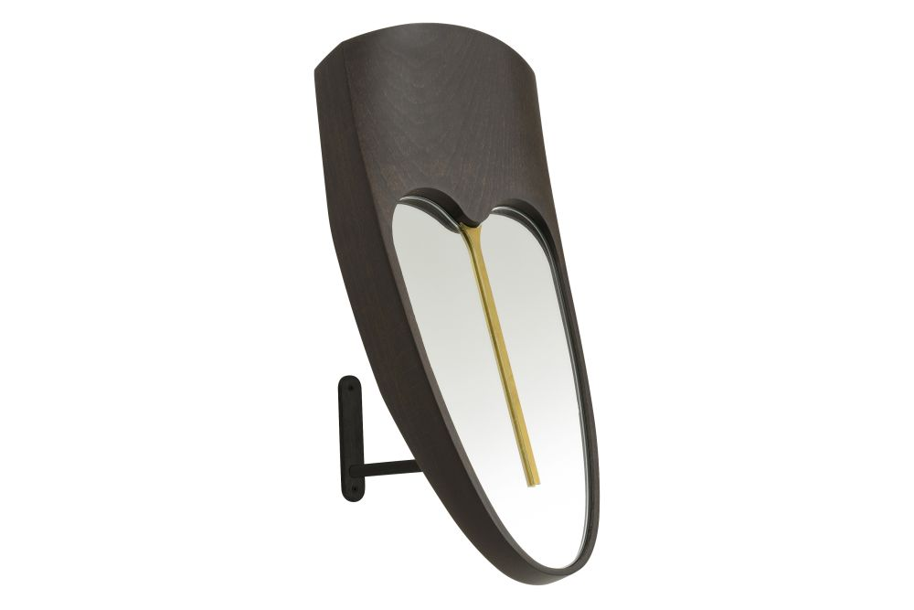 Wise Men High Forehead Mask Mirror by Colé Italian Design Label