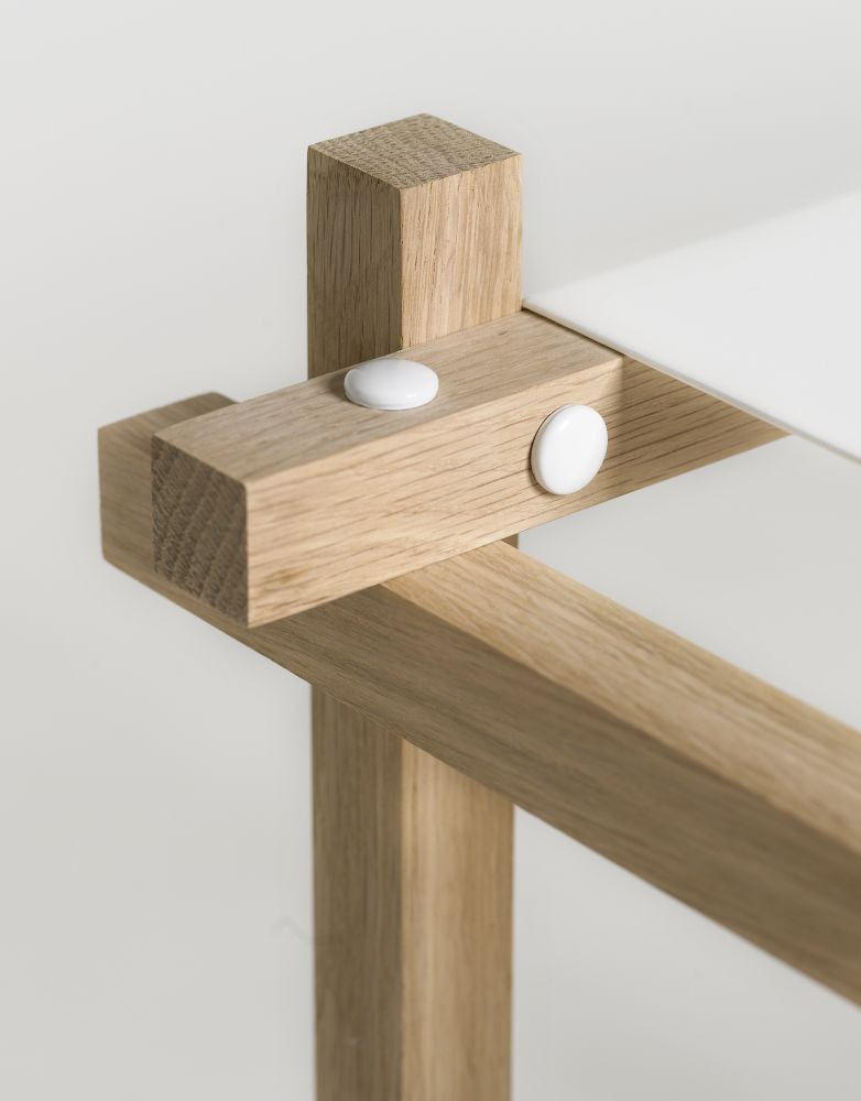 Woody Shelving System by Hay
