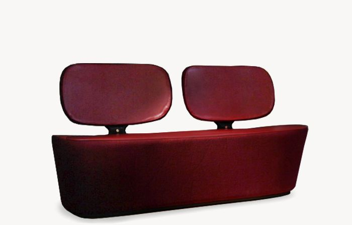 X-Chair Settee by Moroso
