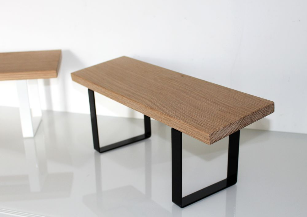 Zazen Mini Stool by Anwar Studio