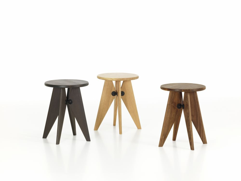 Tabouret Solvay by Vitra