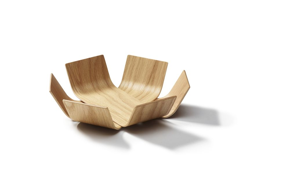 Lily bowl small, oak