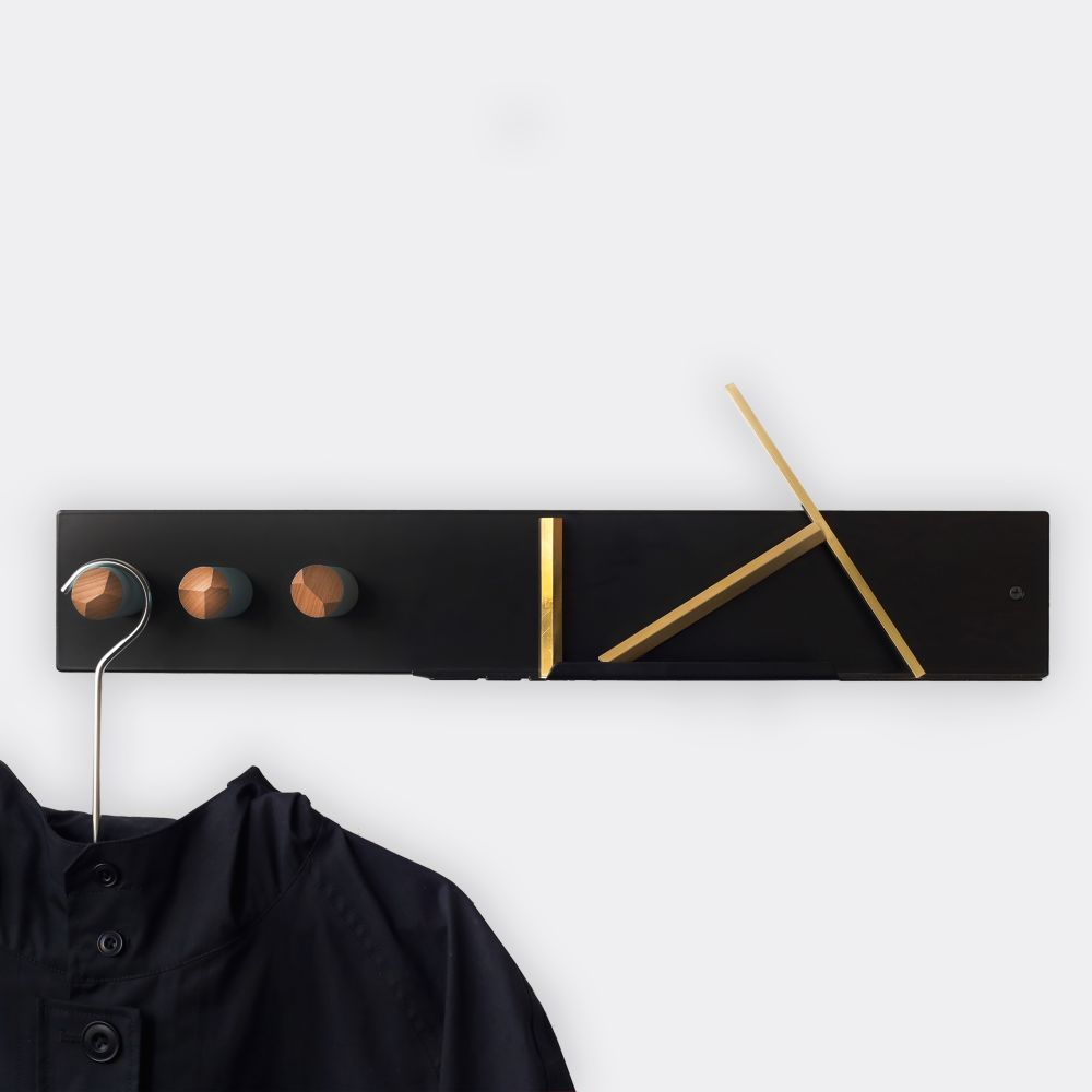 Untitled Hooks - Set of 2 with gift pckg by UNTITLED STORY
