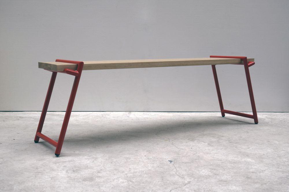 Atlas Bench by Psalt Design
