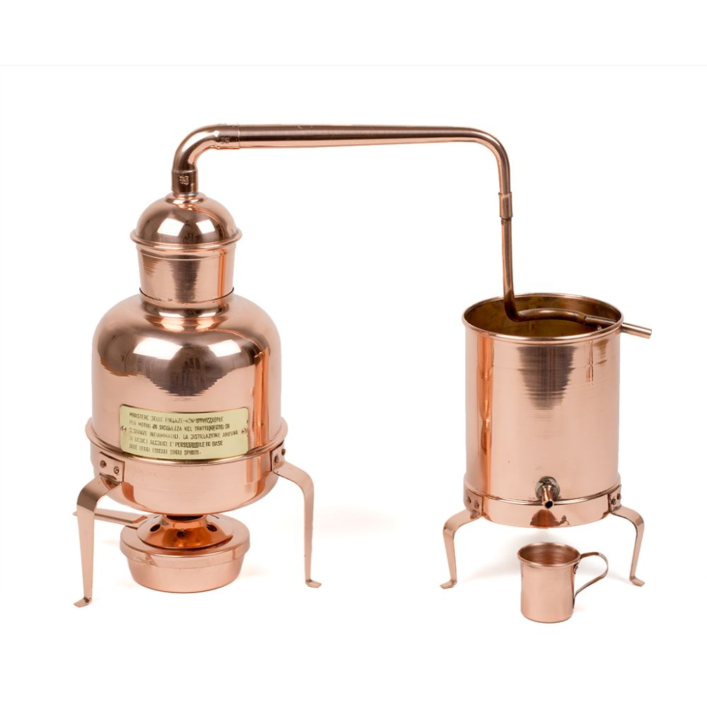 Alembic Distillation Instrument by Eligo
