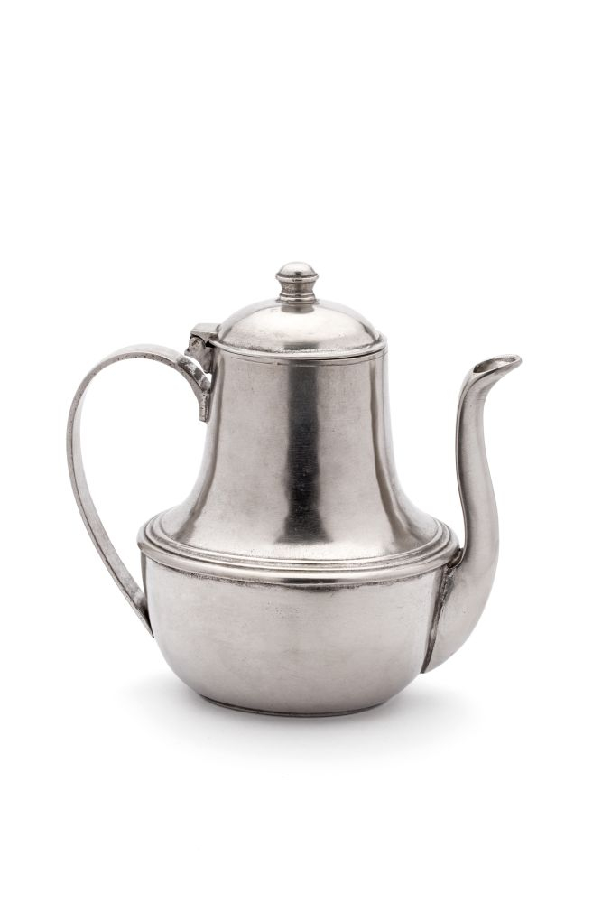 Pewter Coffee Pot by Eligo