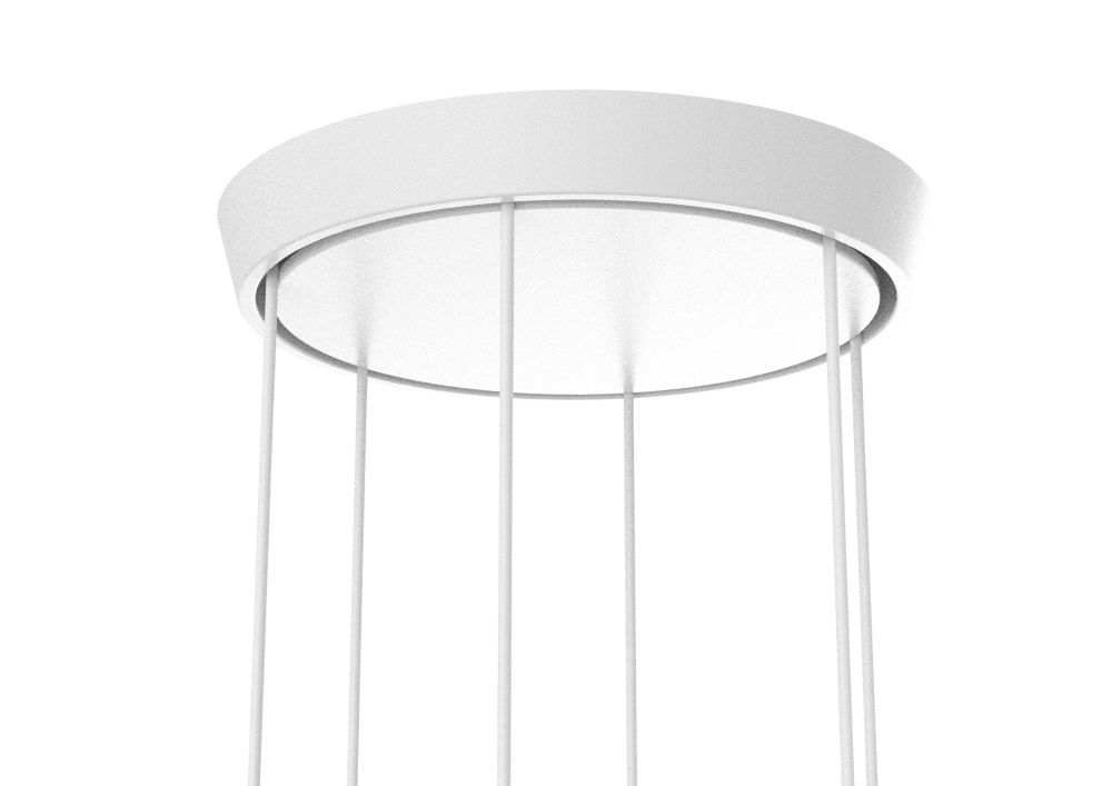 Core Six Pendant Cluster by Terence Woodgate
