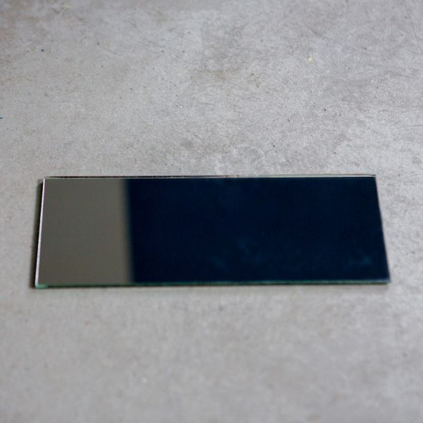 Mirror square by Anne Linde