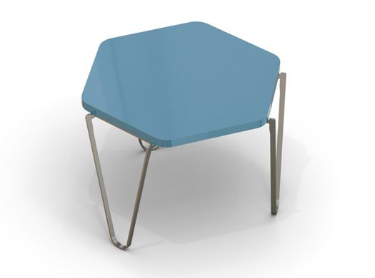 V1 Hexagonal Coffee Table by Niche London