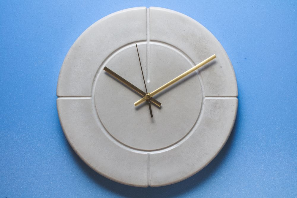 Groove Clock by Room-9