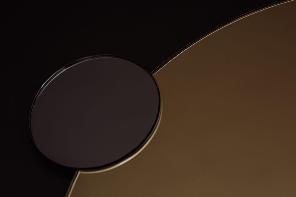 Sola Wall Mirror by M Dex Design