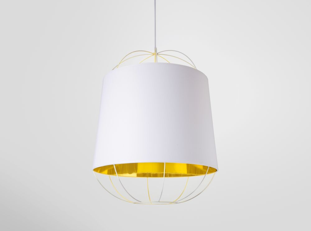 Lanterna Medium Pendant Light by Petite Friture