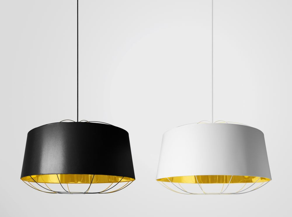 Lanterna Large Pendant Light by Petite Friture