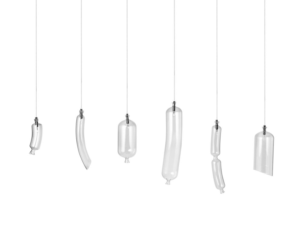 So sage pendant light line of 6 by sam baron for petite friture mozeypictures Choice Image