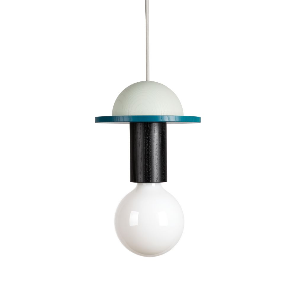 "Junit Lamp ""Crescent"" by Schneid"