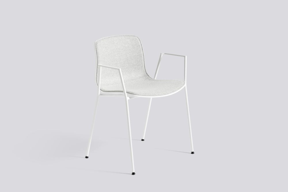 About A Chair AAC18 with front upholstery by Hay