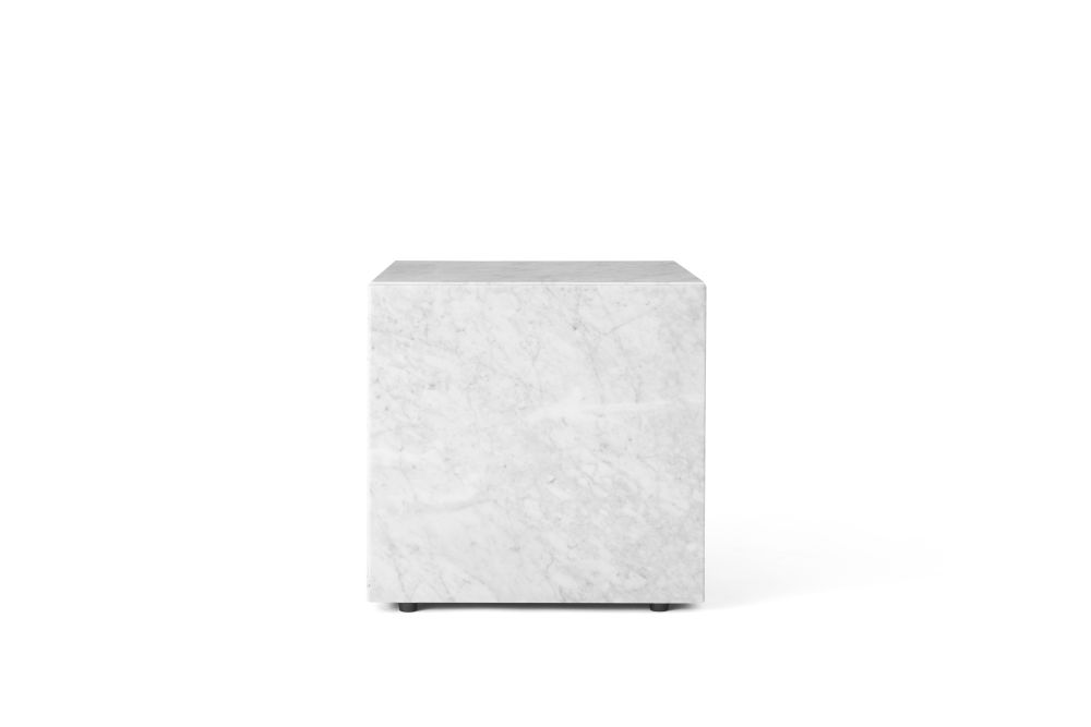 Plinth Cubic Side Table by Menu