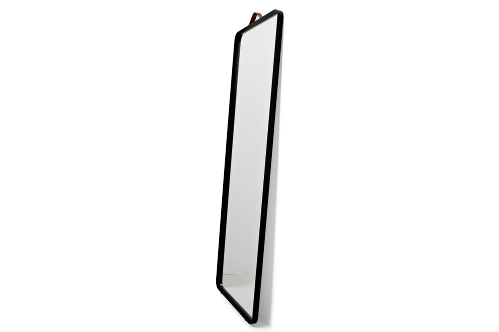 Norm Floor Mirror Black by Norm Architects for Menu