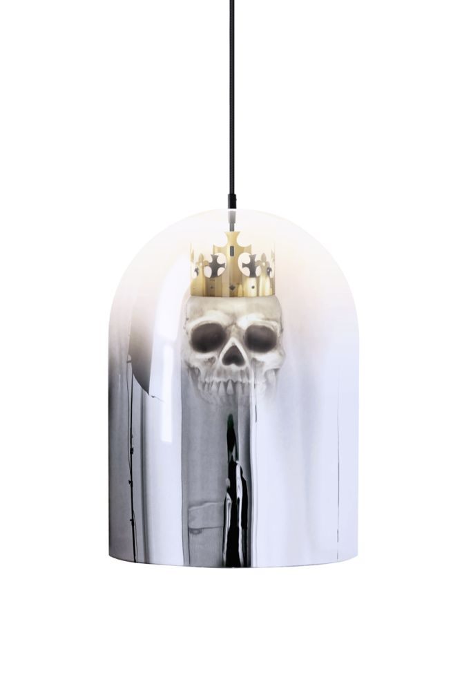 King Arthur Mirror Dome Pendant Lamp by Mineheart