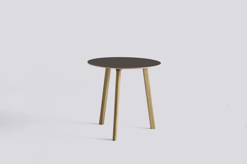 Copenhague Deux Cph 220 Round Dining Table By Hay