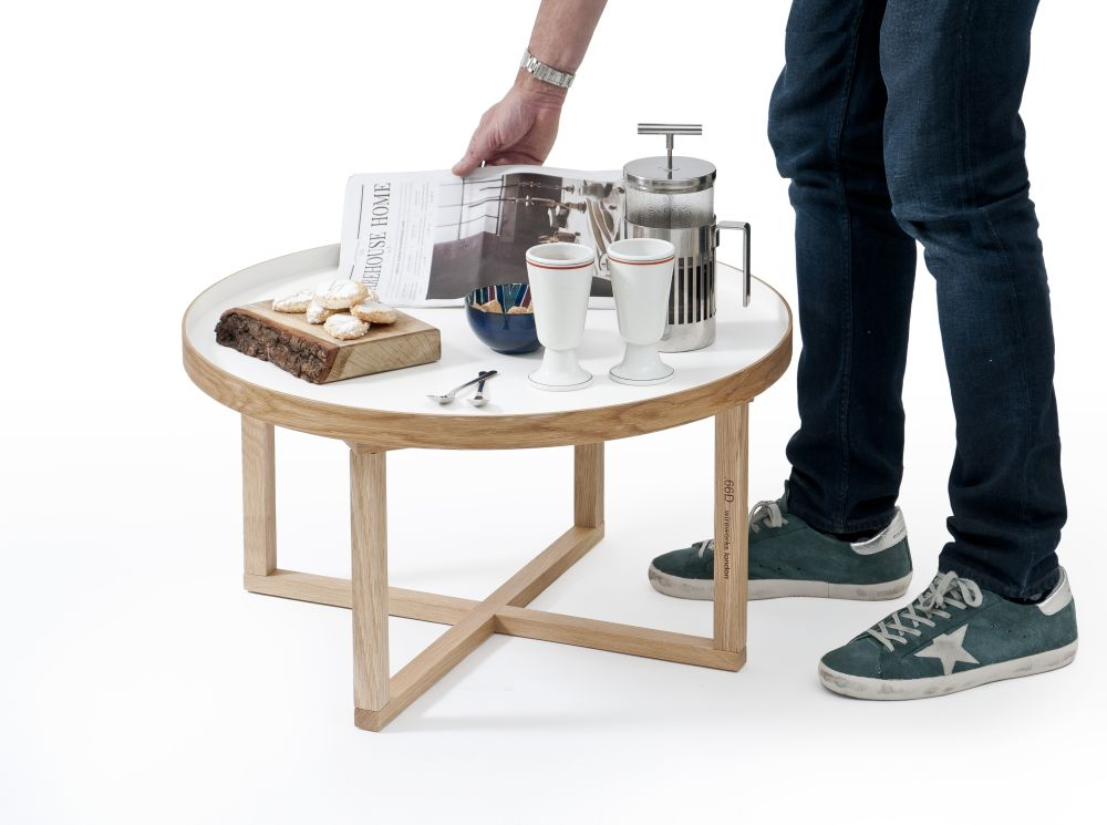 66D Round Table  by Wireworks