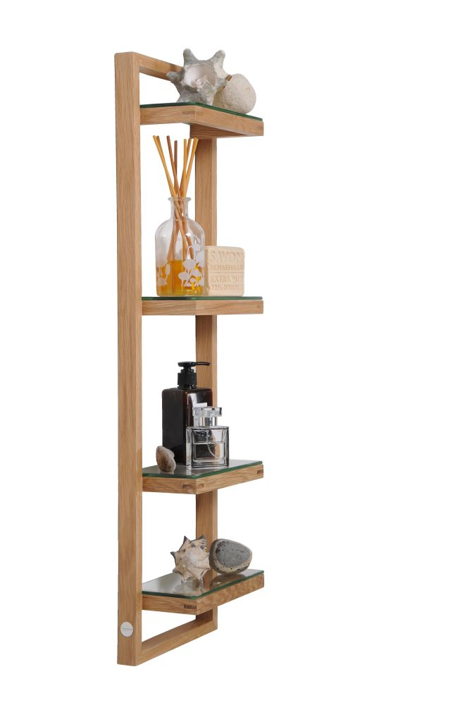 Wall Shelf Zone by Wireworks