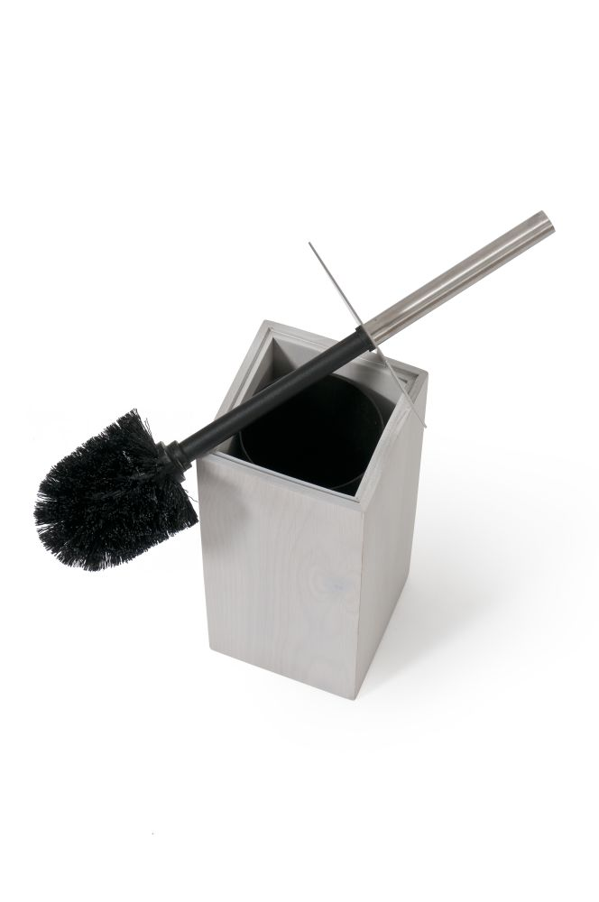 Toilet brush Mezza by Wireworks