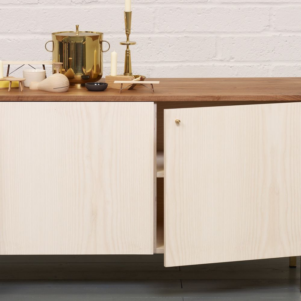 Sideboard Two - 3 Doors by Another Country