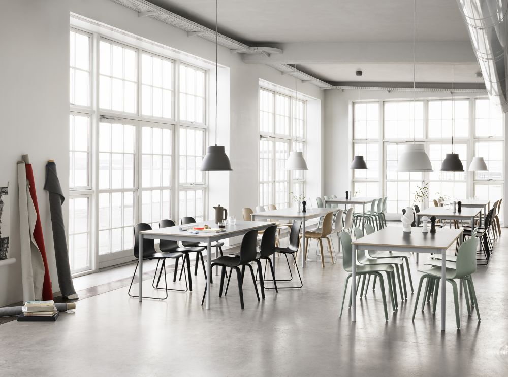 BASE Casts The Iconic Shape Of A Table, As Straight Forward As A Childu0027s  Drawing.