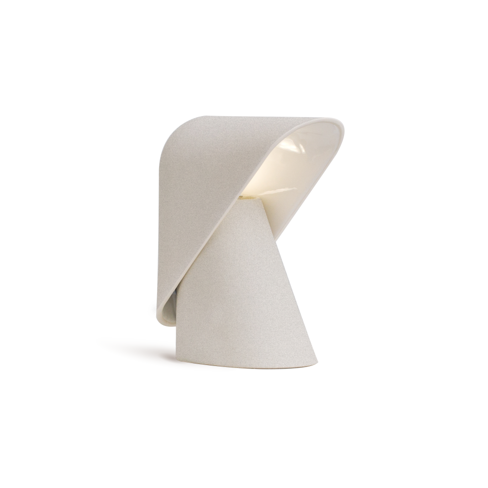 K Table Lamp by Vitamin