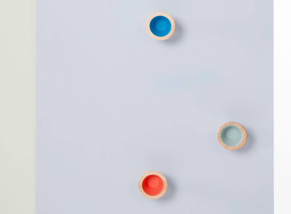 TOOT - Wall Hooks by MOXON London