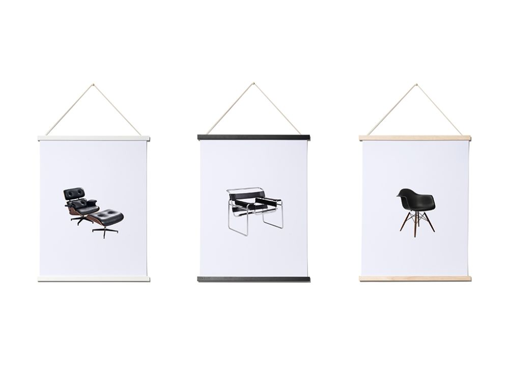 Magnetic Print Frame by MOXON London
