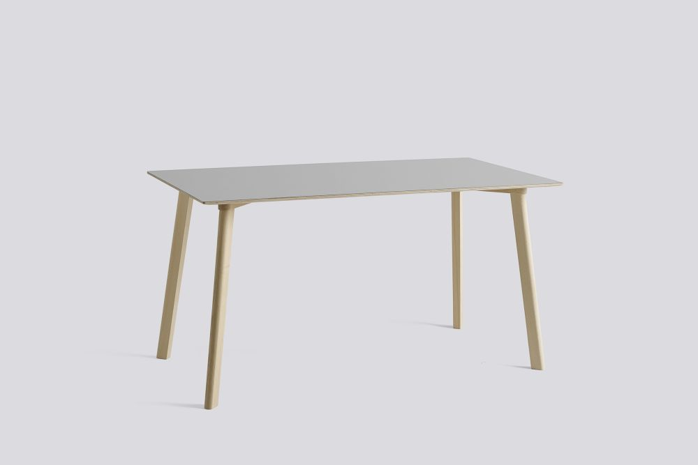 Copenhague Deux Cph210 Rectangular Dining Table By Hay