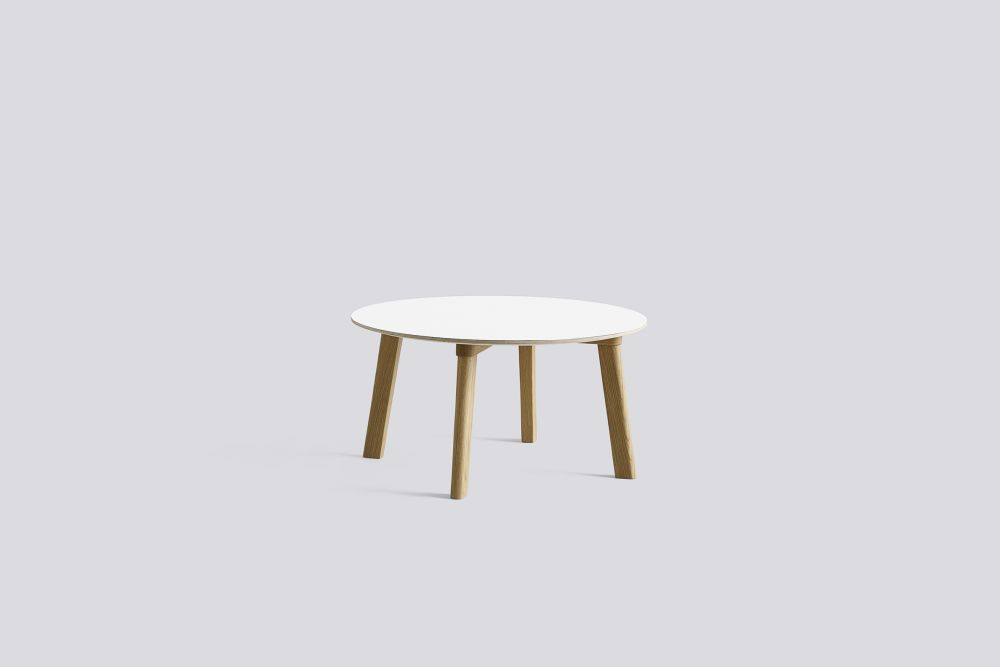 Copenhague Deux Cph 250 Round Coffee Table By Hay