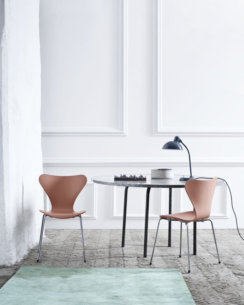 Series 7 Monochrome Chair From Republic Of Fritz Hansen