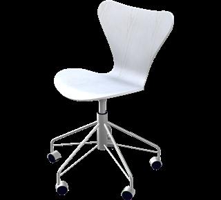 Series 7 Swivel Chair by Republic of Fritz Hansen