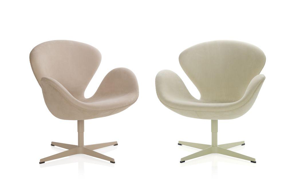 Swan Easy Chair by Republic of Fritz Hansen