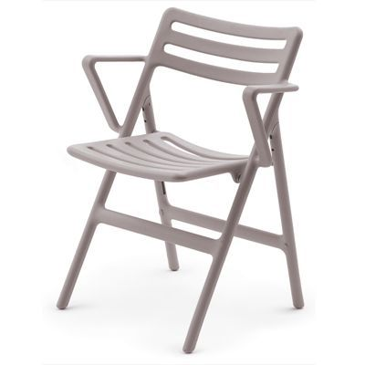Folding Air Chair With Arms - Set of 2 by Magis Design