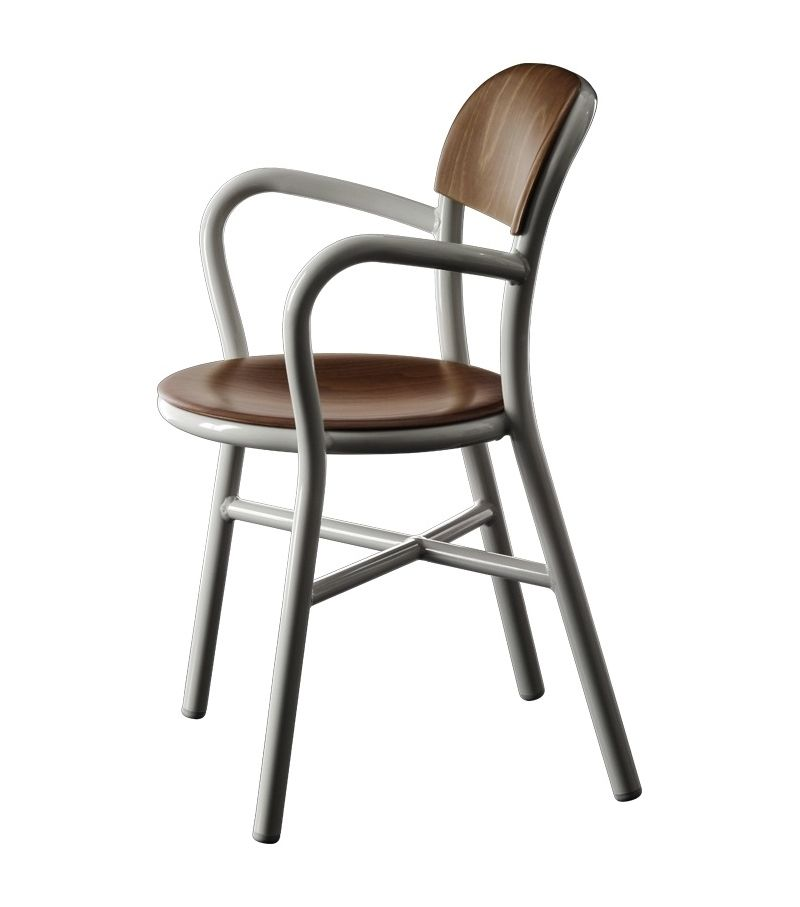 Pipe Armchair - Stacking, Set of 2 by Magis Design