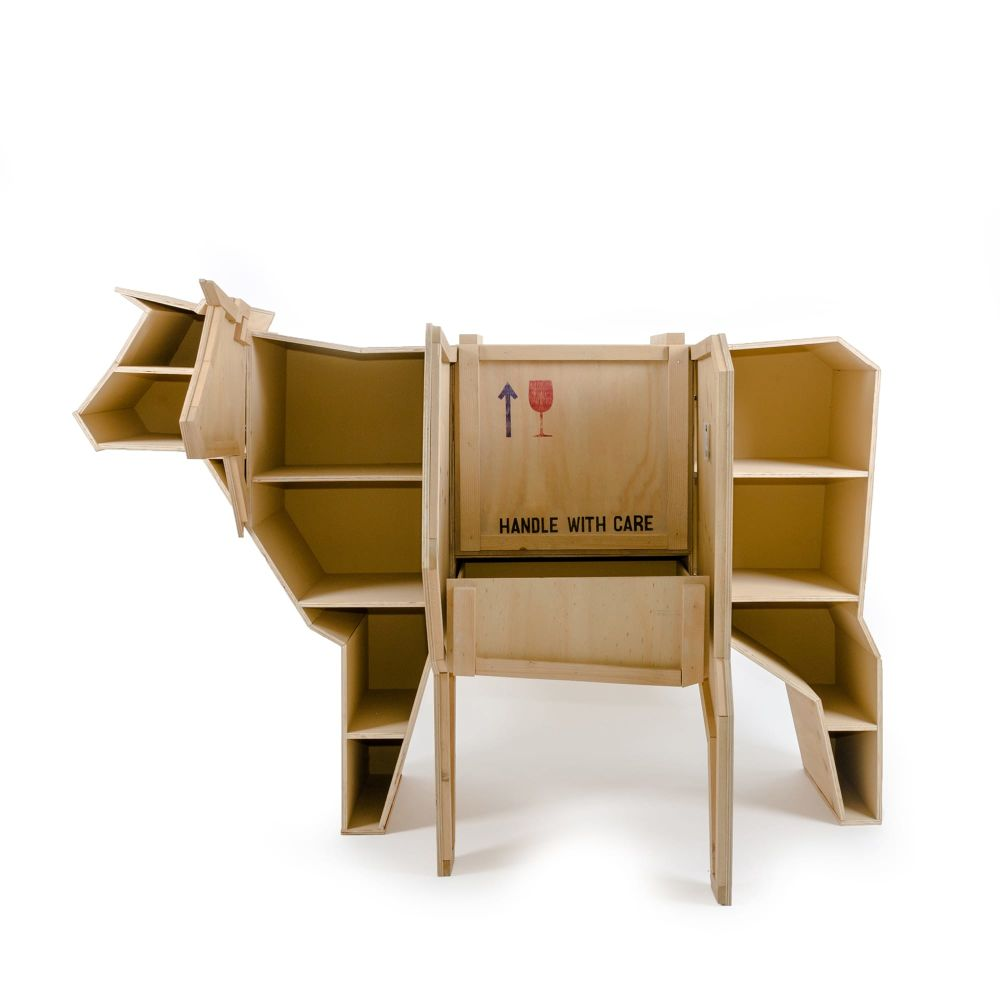 Sending Cow by Seletti