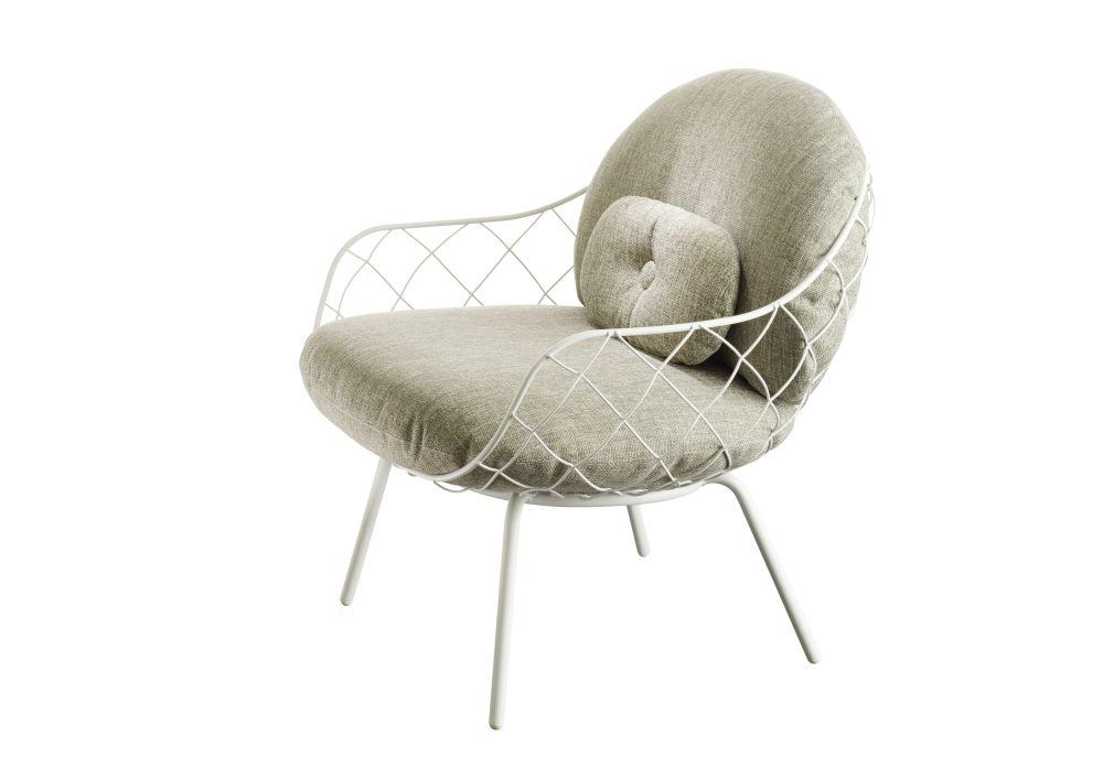 Piña Low Chair by Magis Design