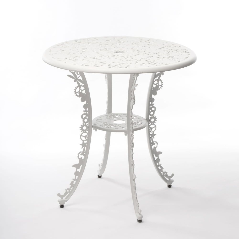 Industry Aluminium Table by Seletti