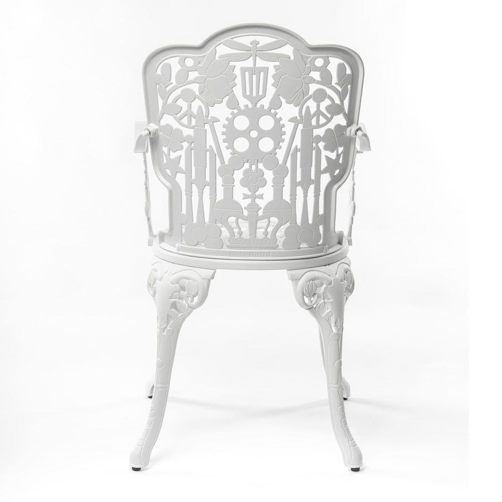 Industry Aluminium Armchair by Seletti