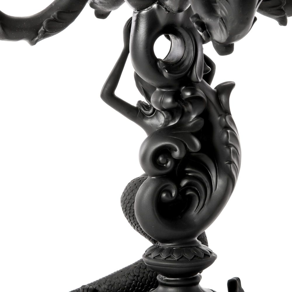 Burlesque Mermaid Candle Holder by Seletti