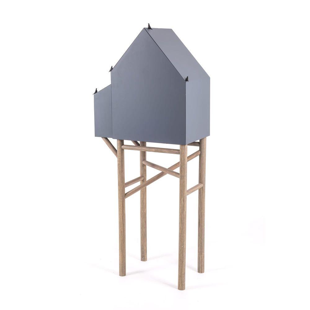Palafitt 2 doors Sideboard by Seletti