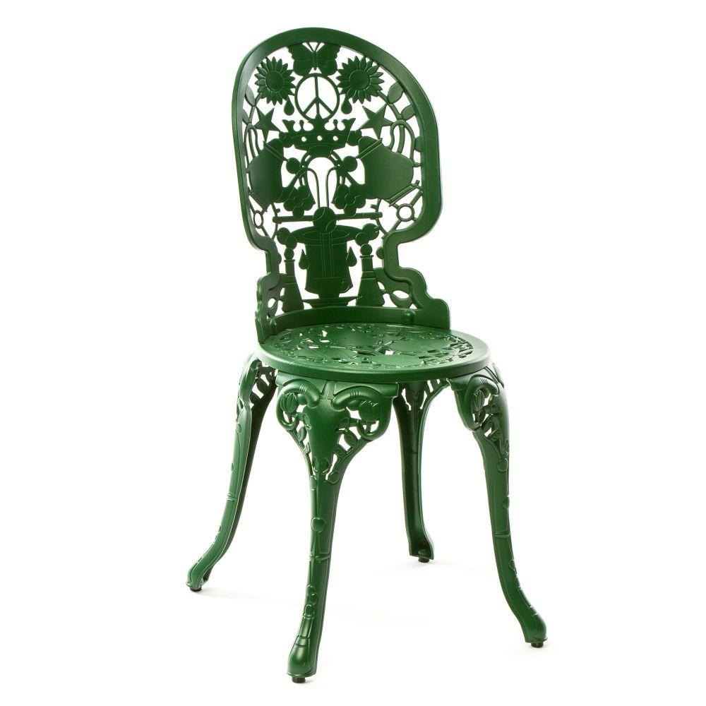 Industry Aluminium Chair by Seletti