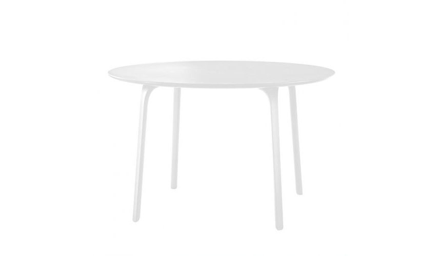 First table round by magis design for Magis table first