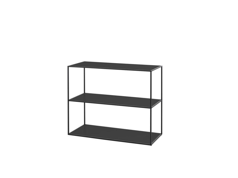 Twin Bookcase - 3 Shelves by by Lassen