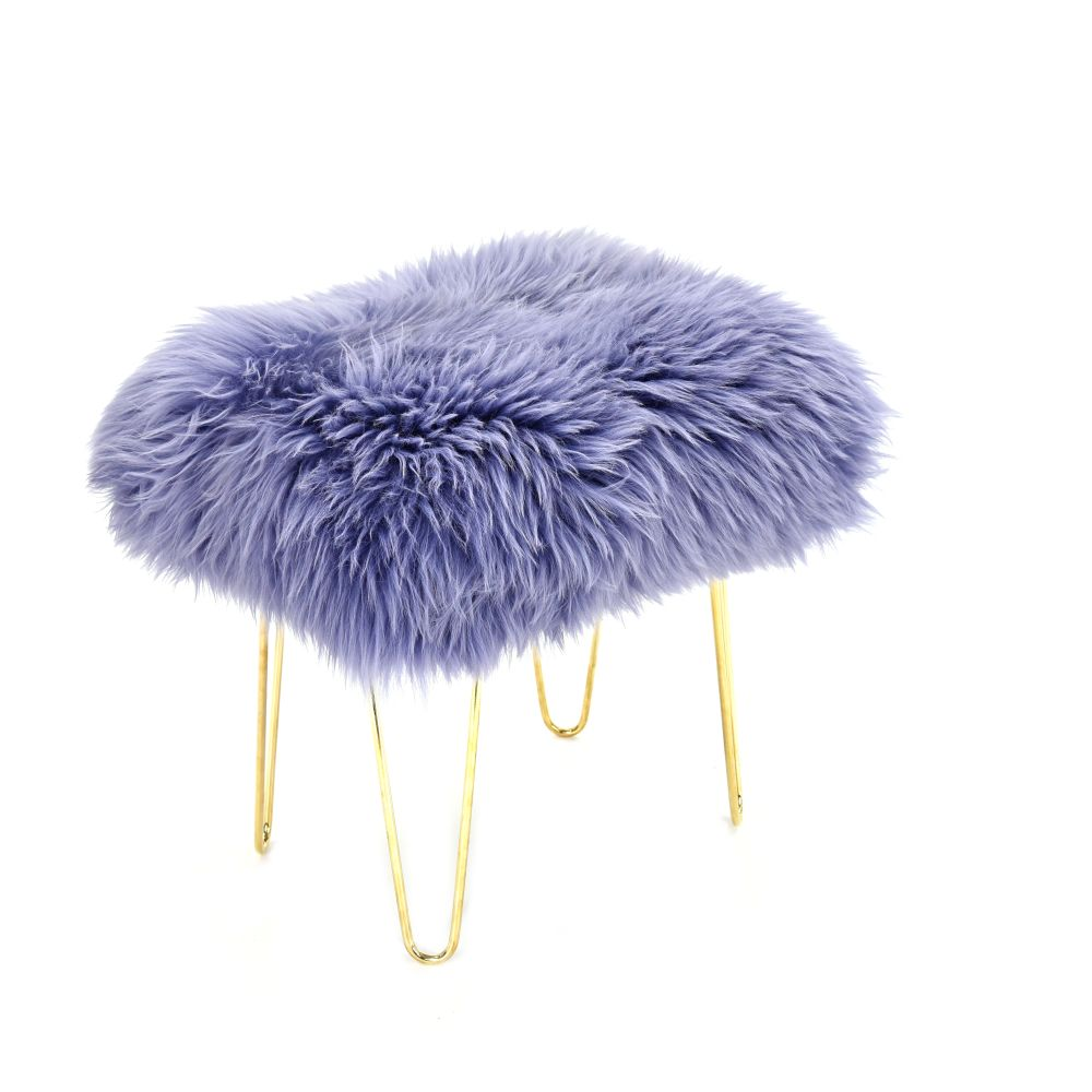 Judy Baa Stool in Lilac