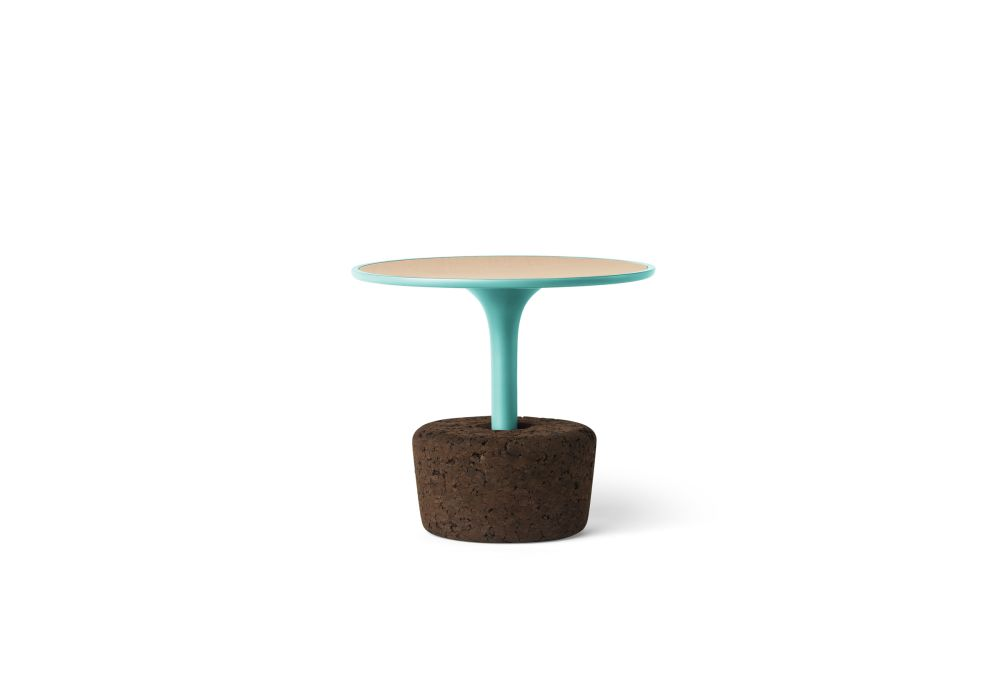 Flora Small Low Coffee Table by Dam